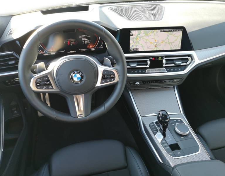 BMW 320d Touring M SPORT Laser AHK Driving Ass. Plus