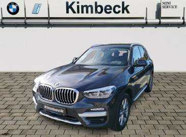 BMW X3 xDrive20d Xline  Navi Headup Drivingass. Plus