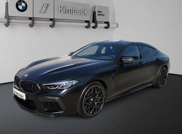 BMW M8 Gran Coupé Competition M Drivers Package