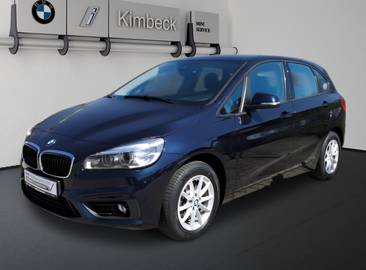 BMW 218i Active Tourer Advantage Navi LED 2JGarantie