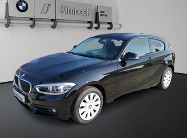 BMW 118d Advantage PDC LED Freisprechan. 2J Garantie